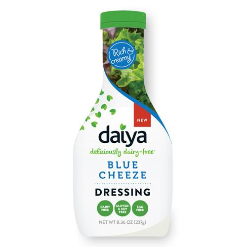 Food & Drink - Daiya Foods- Blue Cheeze Dressing - 237g