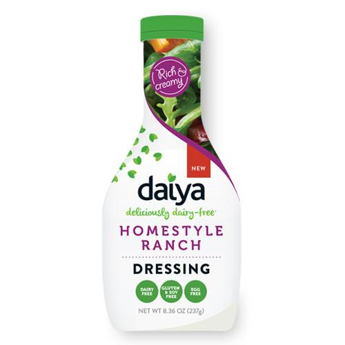 Food & Drink - Daiya Foods-  Homestyle Ranch - 237g