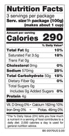Food & Drink - Daiya - Four Cheeze & Herbs Cheezy Mac, 309g