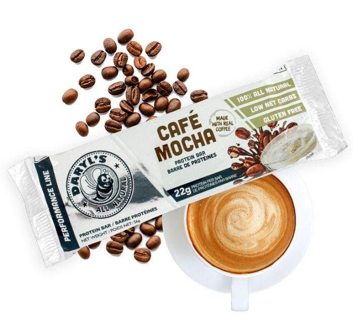 Food & Drink - Daryl's - Cafe Mocha, 56g