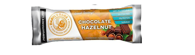 Food & Drink - Daryl's - Chocolate Hazelnut, 56g