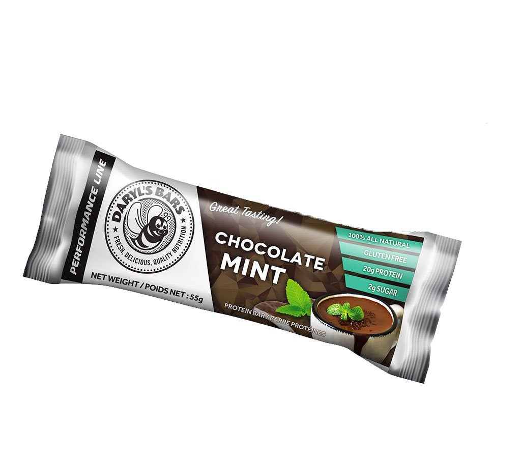 Food & Drink - Daryl's -  Chocolate Mint, 56g