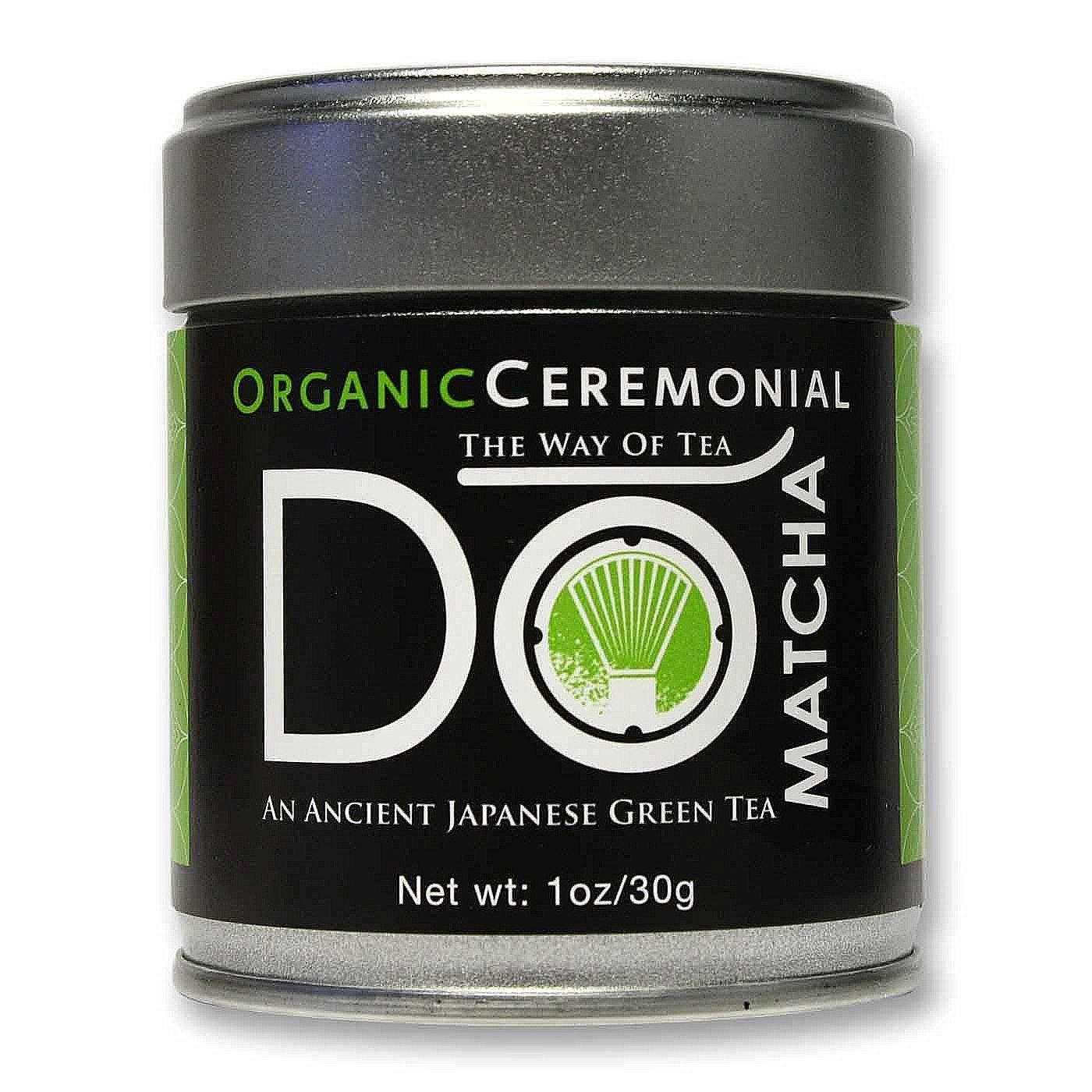 Food & Drink - DoMatcha Ceremonial Tin Organic Matcha - 30g