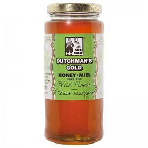 Food & Drink - Dutchman's Gold - Wild Flower Honey - 500g