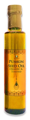 Food & Drink - Ecoideas - Organic Toasted Pumpkin Seed Oil, 250ml