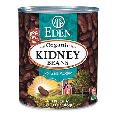 Food & Drink - Eden - Kidney Beans - 822g