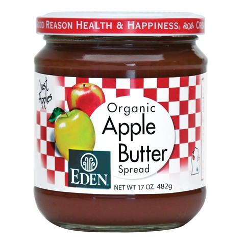 Food & Drink - Eden - Org Apple Butter - 400ml