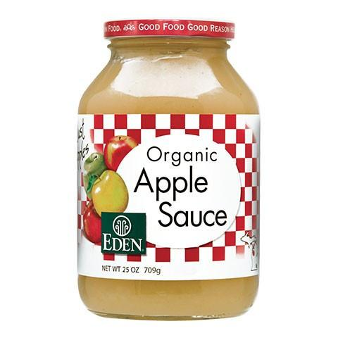 Food & Drink - Eden - Org Apple Sauce - 389ml