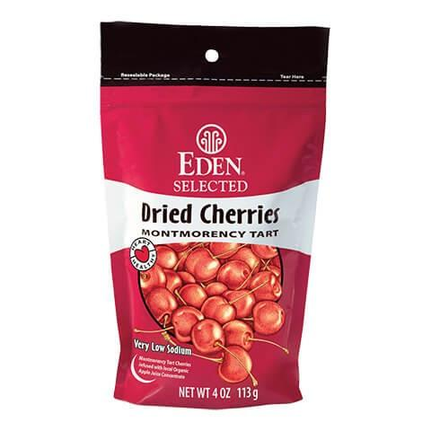 Food & Drink - Eden - Org Dried Tart Cherries - 113g