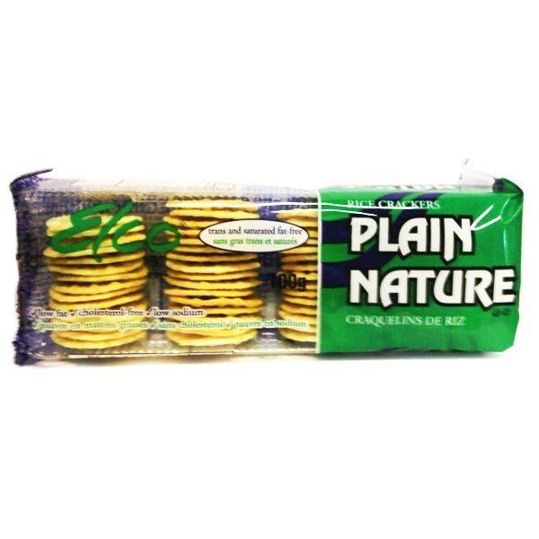 Food & Drink - Elco - Plain Rice Crackers, 100g