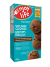 Food & Drink - Enjoy Life - Soft Baked Cookies, Double Chocolate Brownie, 170g