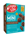 Food & Drink - Enjoy Life - Soft Baked Cookies Pack - Double Chocolate