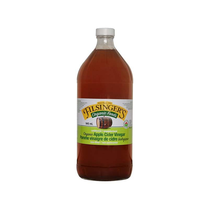 Food & Drink - Filsinger's Organic Apple Cider Vinegar 945ml