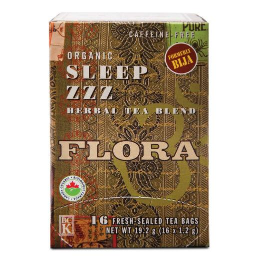 Food & Drink - Flora Teas Sleep Zzz Tea 16 Bags