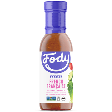 Food & Drink - Fody Food Co. - French Salad Dressing, 236ml