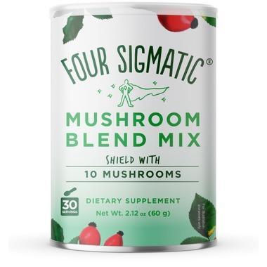 Food & Drink - Four Sigma Foods - 10 Mushroom Blend, 60g