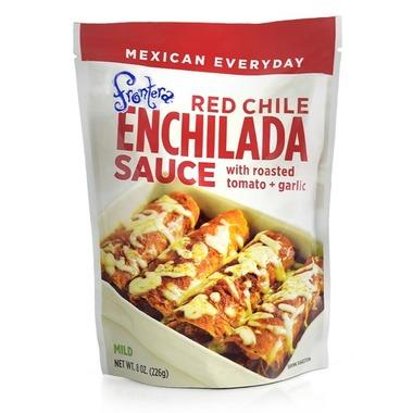 Food & Drink - Frontera Red Chili Enchilada Sauce 226g