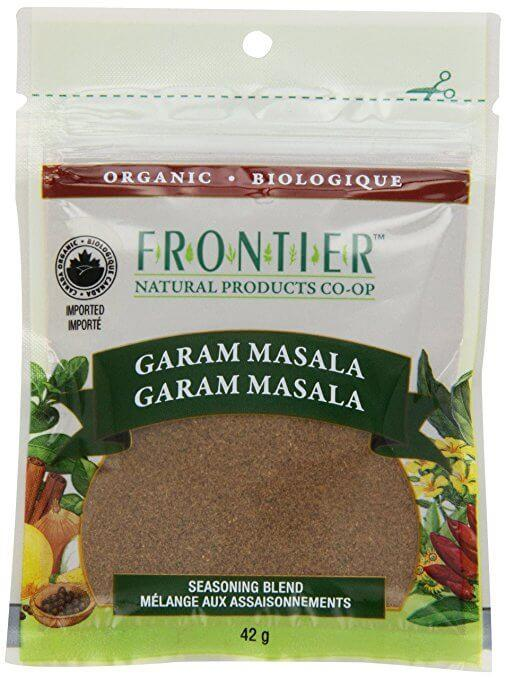 Food & Drink - Frontier Co-Op - Garam Masala, 42g