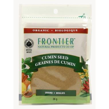 Food & Drink - Frontier Co-Op - Ground Cumin Seed, 36g