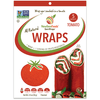 Food & Drink - GemWraps - All Natural Wraps - Tomato, 5 Count