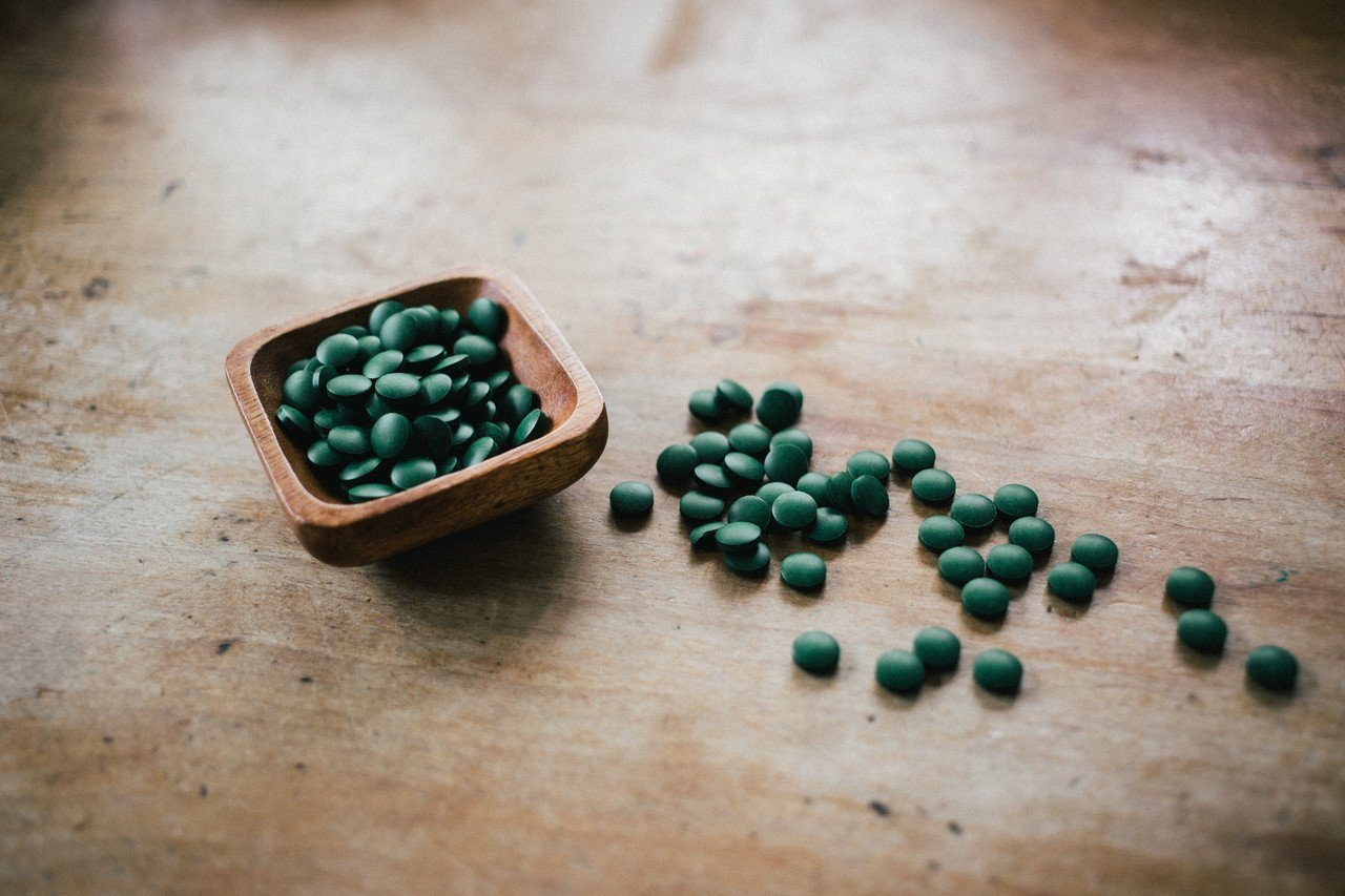 Giddy Yoyo - Chlorella Tablets