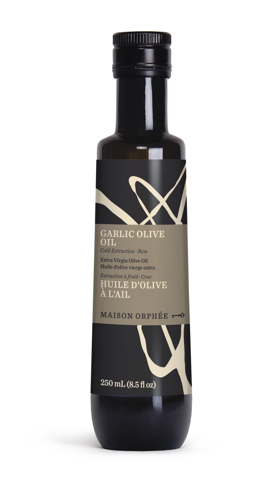 Food & Drink,Gluten Free,Non GMO - Maison Orphee - Extra Virgin Olive Oil - Garlic