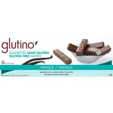 Food & Drink - Glutino - Vanilla Wafer Cookies - 130g