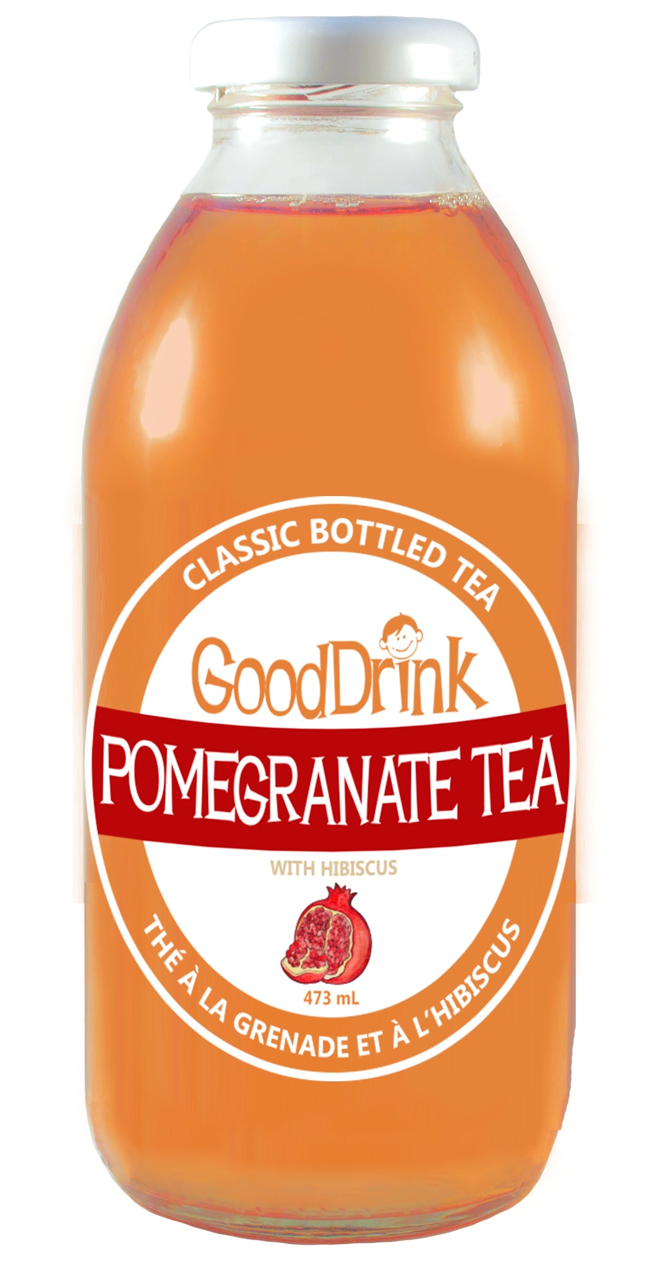 Food & Drink - Good Drink - Pomegranate Tea, 478 Ml