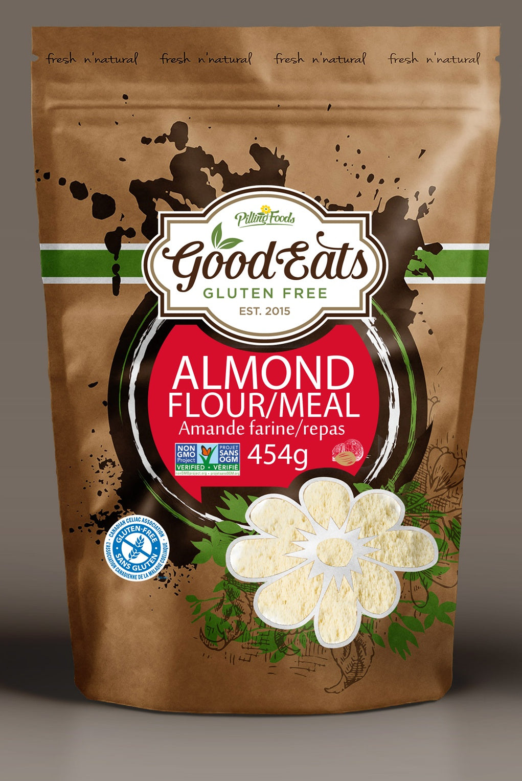 Food & Drink - Good Eats - Almond Meal/ Flour - 454 G