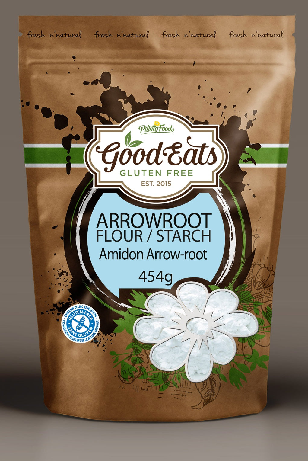 Food & Drink - Good Eats - Arrowroot Flour - 454 G