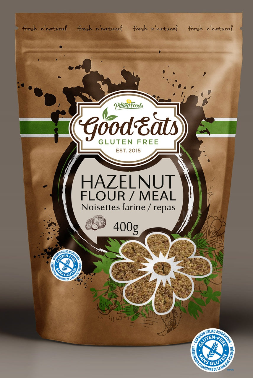 Food & Drink - Good Eats - Hazelnut Flour - 400 G
