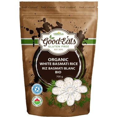 Food & Drink - Good Eats - Organic White Basmati Rice, 907g