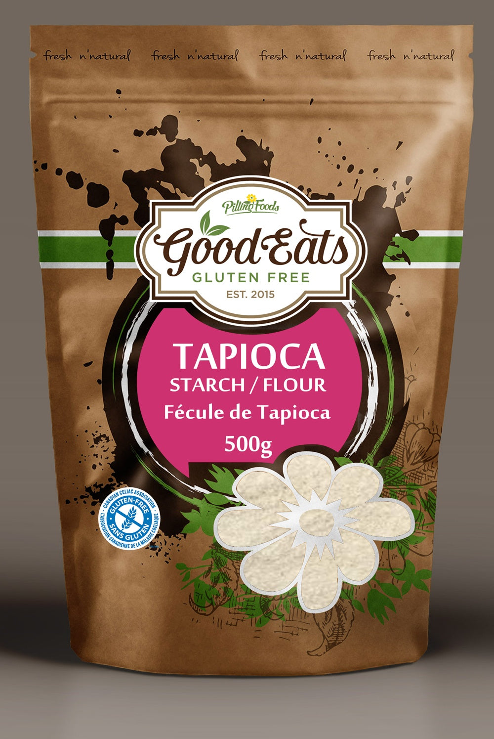 Food & Drink - Good Eats - Tapioca Starch - 500 G