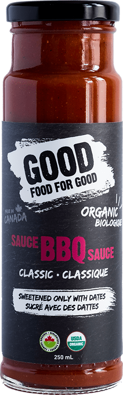 Food & Drink - Good Food For Good - Classic BBQ Sauce,  250ml