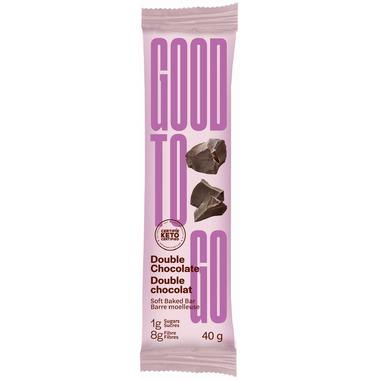 Food & Drink - Good To Go - Double Chocolate, 40g