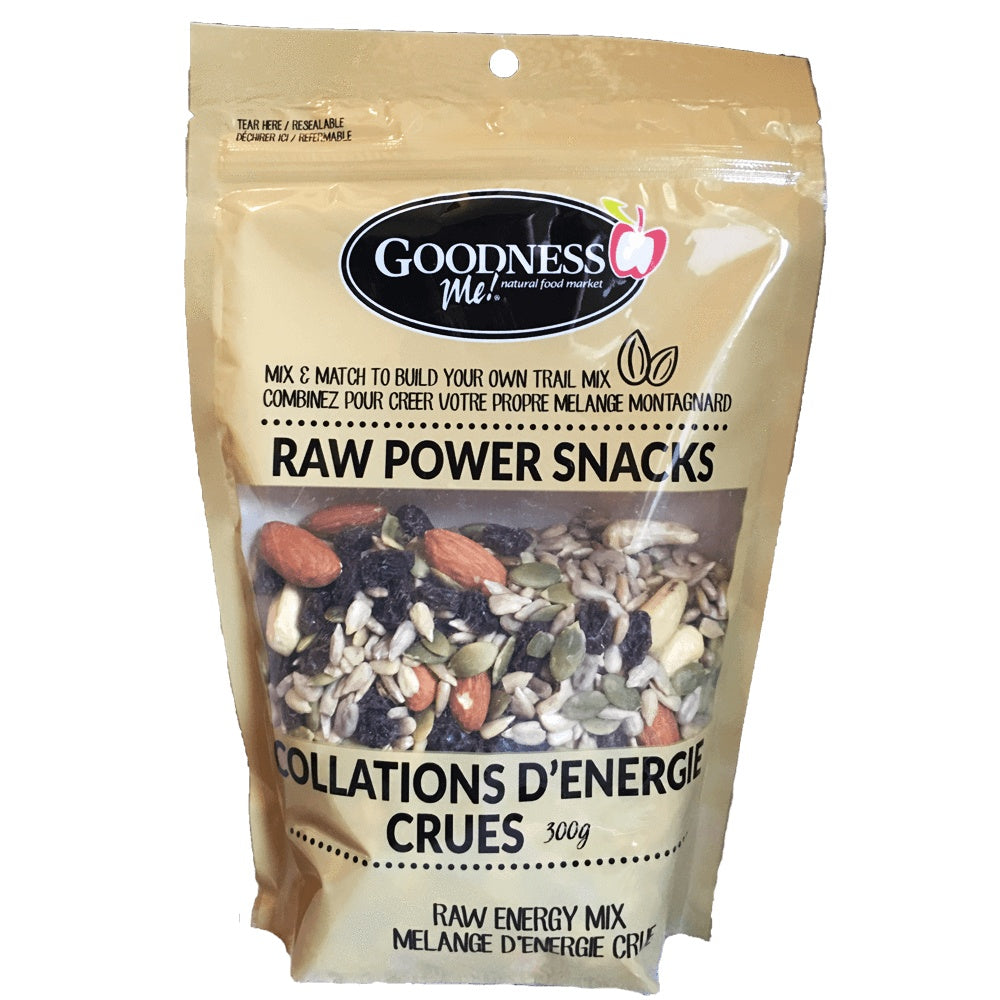 Food & Drink - Goodness Me! - Raw Energy Mix, 300g