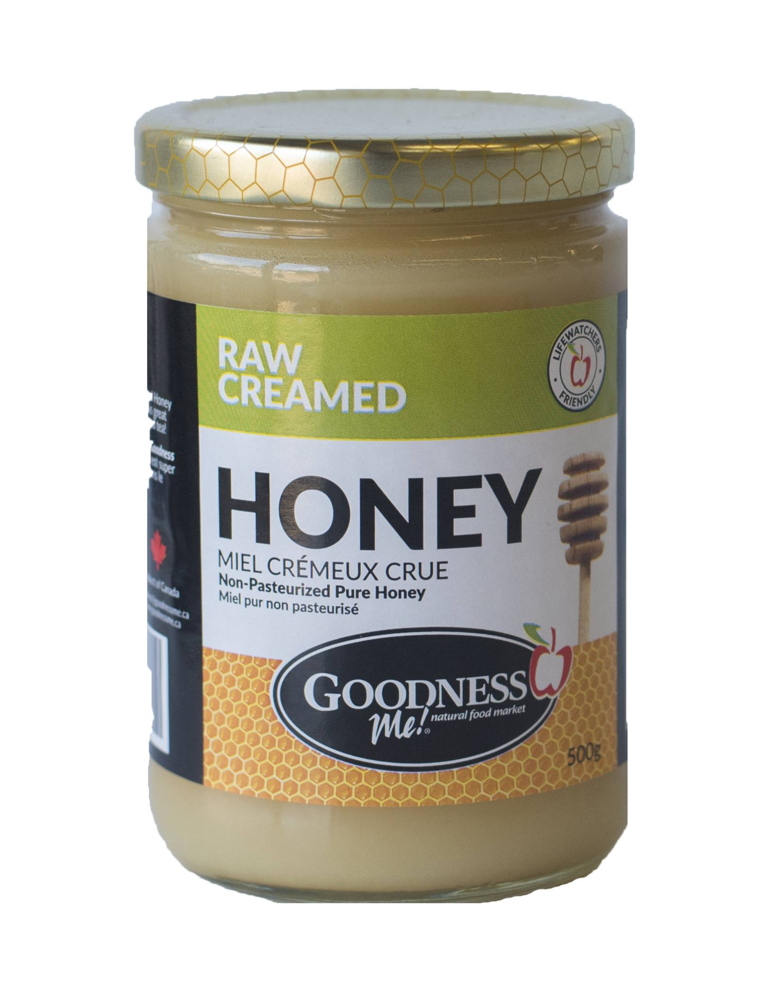 Food & Drink - Goodness Me! - Raw Honey, 500g