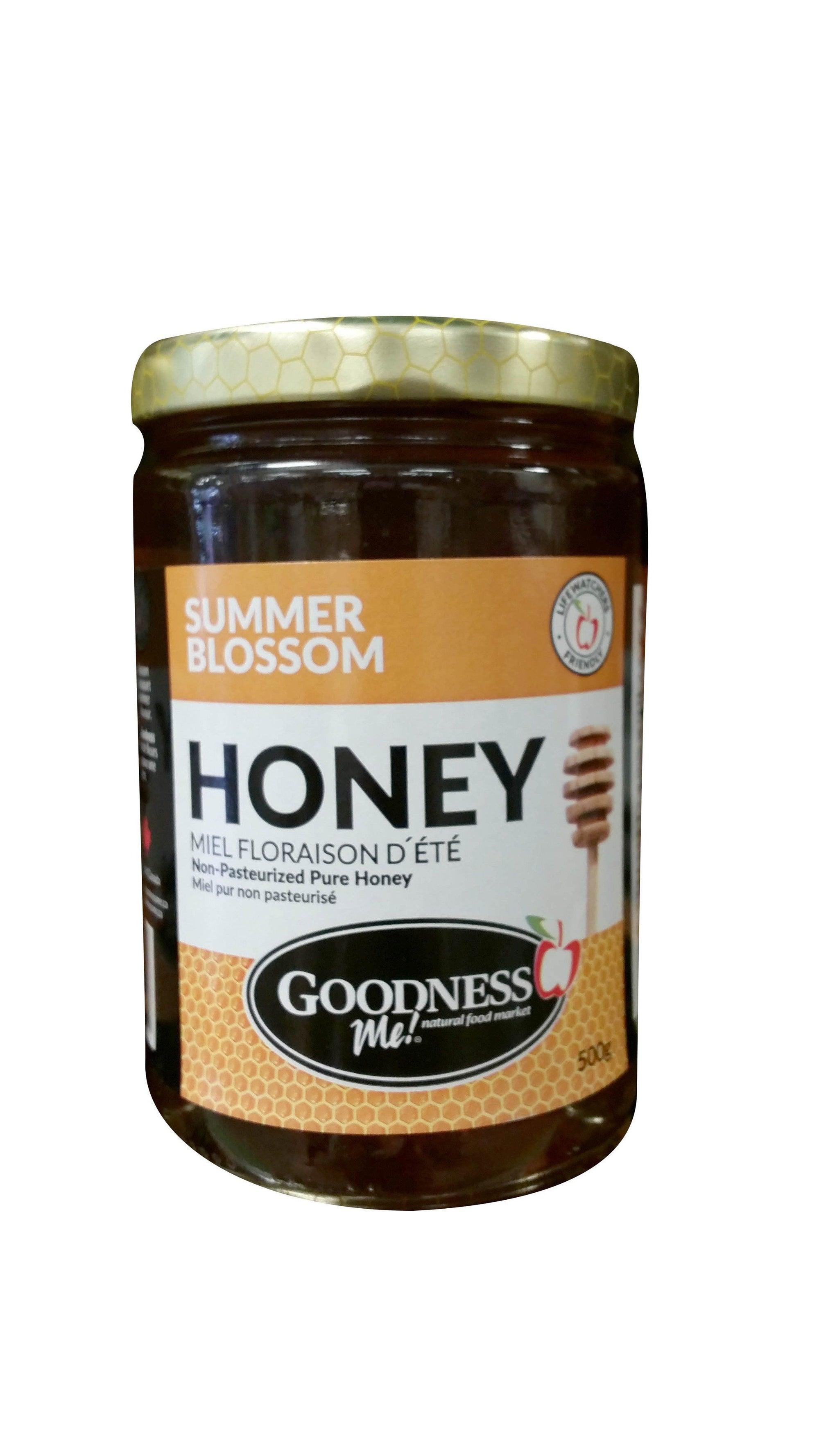 Food & Drink - Goodness Me! - Summer Blossom Honey - 500g