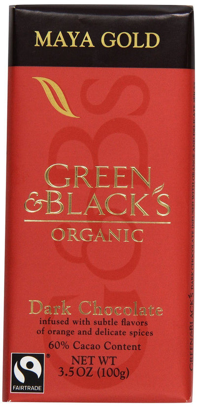 Food & Drink - Green & Black's Organic - Maya Gold, 100g