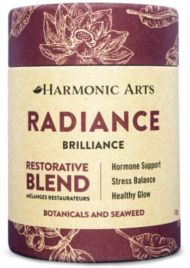 Food & Drink - Harmonic Arts - Restorative Blend, Radiance, 100g