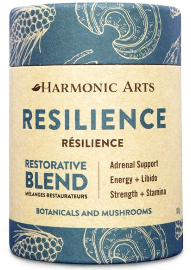 Food & Drink - Harmonic Arts - Restorative Blend, Resilience, 100g