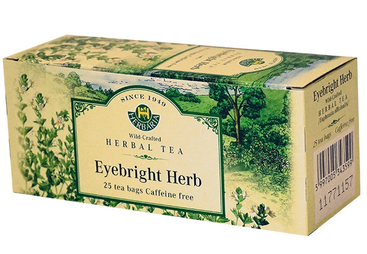 Food & Drink - Herbaria - Eyebright Tea, 25 TEA BAGS