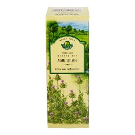 Food & Drink - Herbaria Milk Thistle Tea 25 Bags