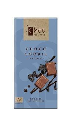 Food & Drink - IChoc - Choco Cookie, 80G
