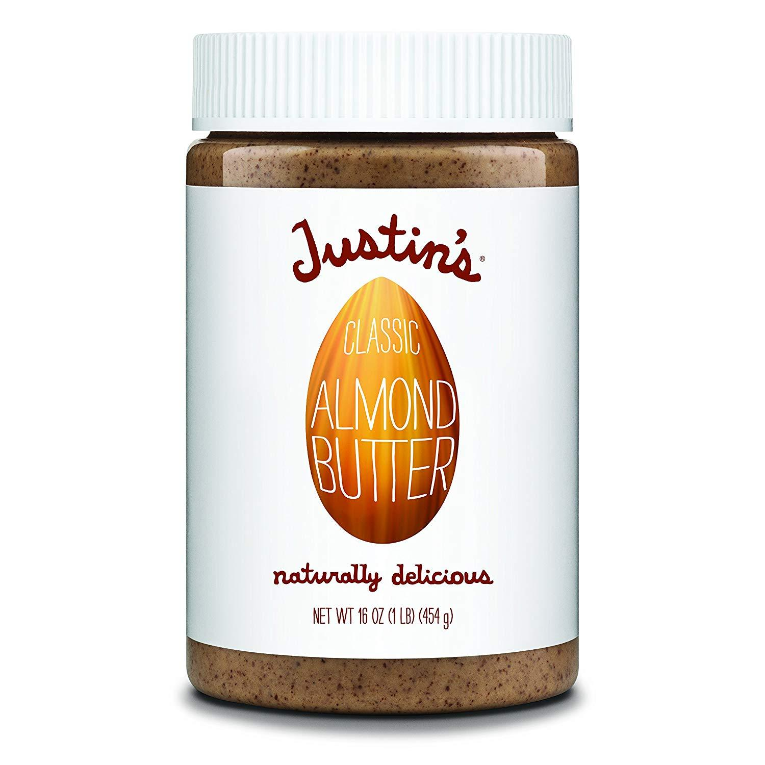 Food & Drink - Justin's - Classic Almond Butter, 454g
