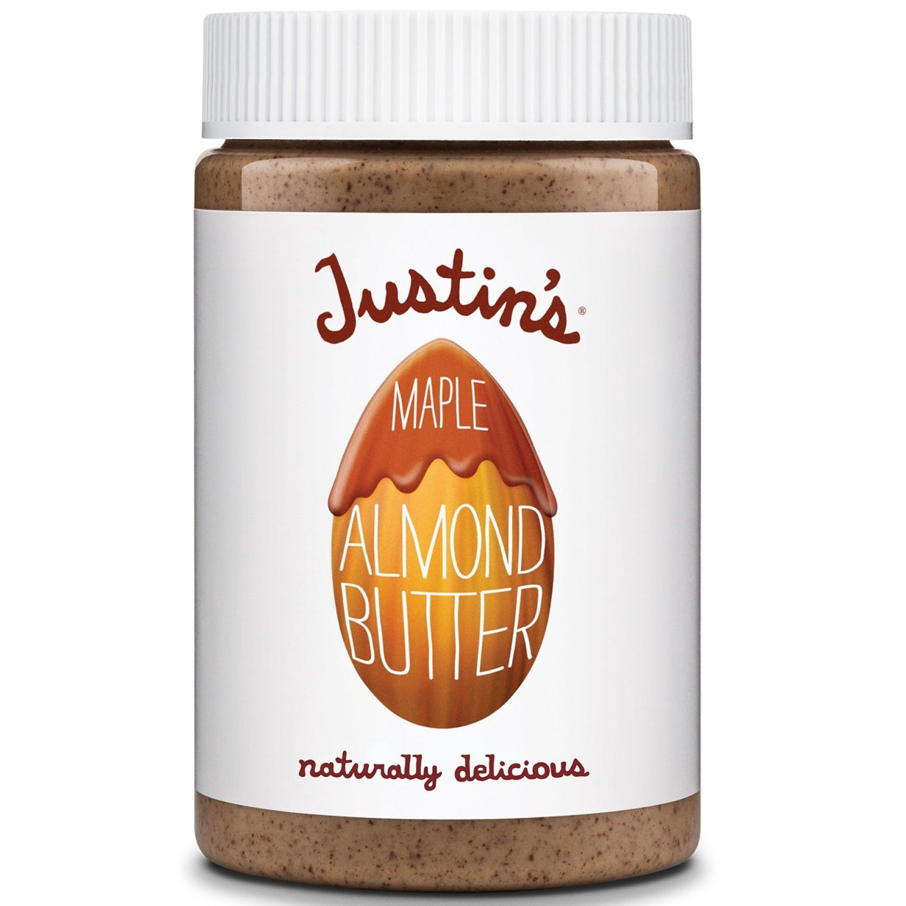 Food & Drink - Justin's - Maple Almond Butter, 454g