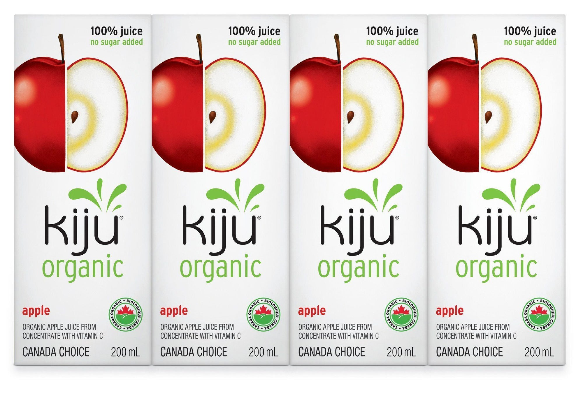 Food & Drink - Kiju - Organic Apple Juice,  200ml