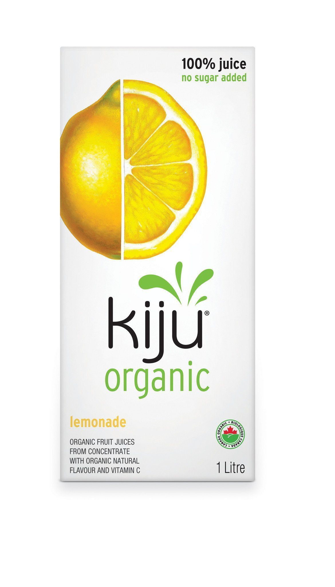 Food & Drink - Kiju - Organic Lemonade, 1L