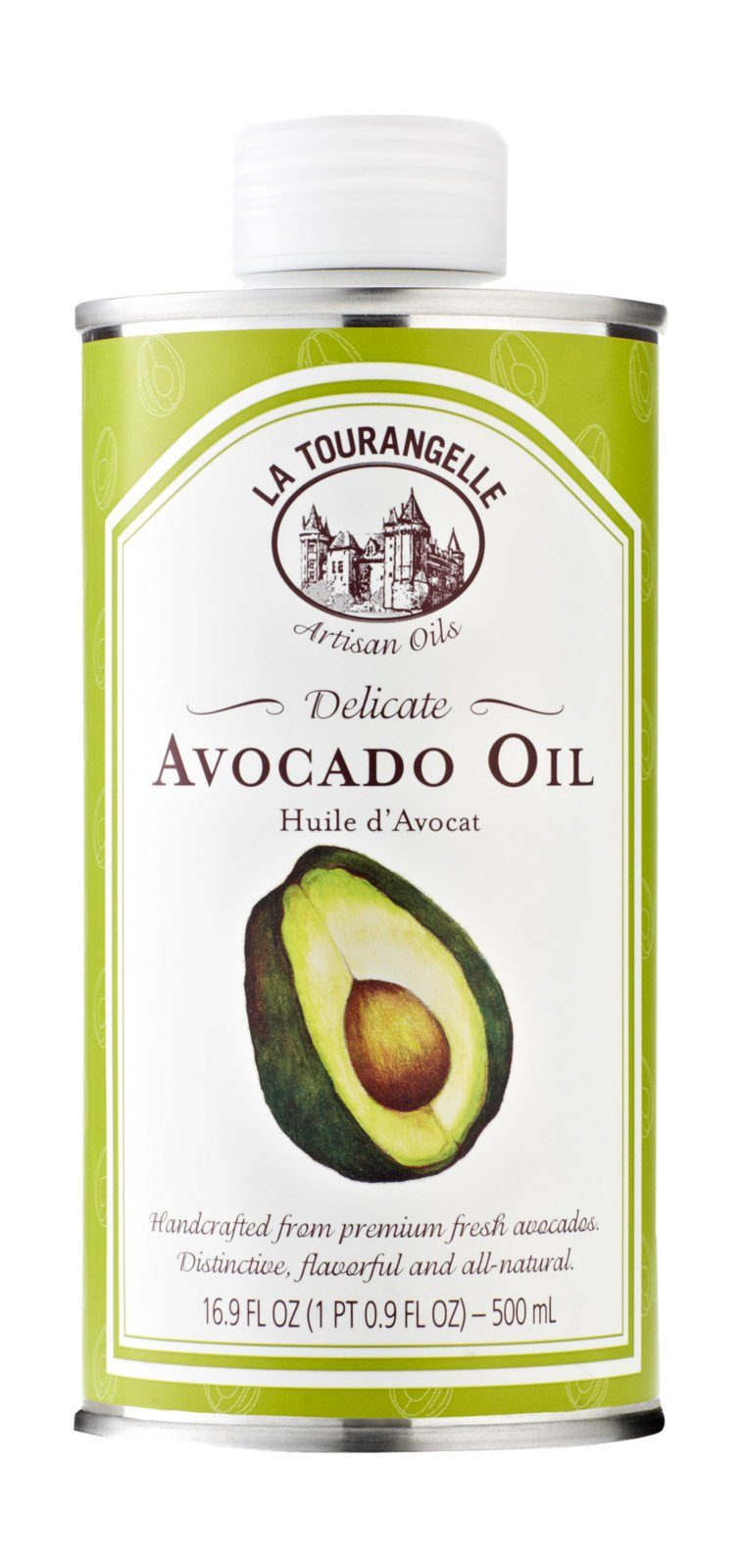 Food & Drink - La Tourangelle - Avocado Oil, 500ml