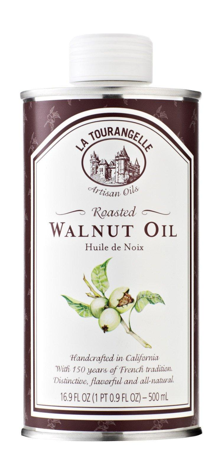 Food & Drink - La Tourangelle - Roasted Walnut Oil, 500ml
